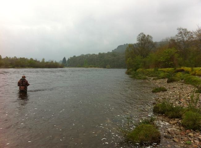Scotland Has Many Great Salmon Fishing Rivers